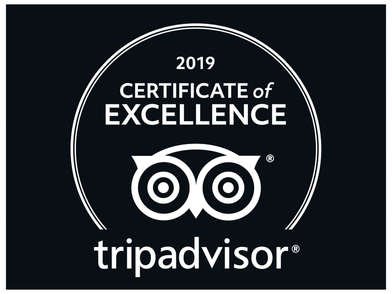 MajesticKilimanjaro.com are a Tripadvisor 2019 Certificate of Excellence recipient, making it 3 years in a row.