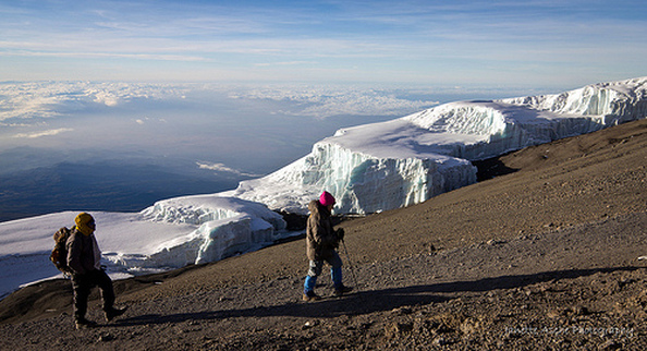 The Final Summit to MOunt Kilimanjaro